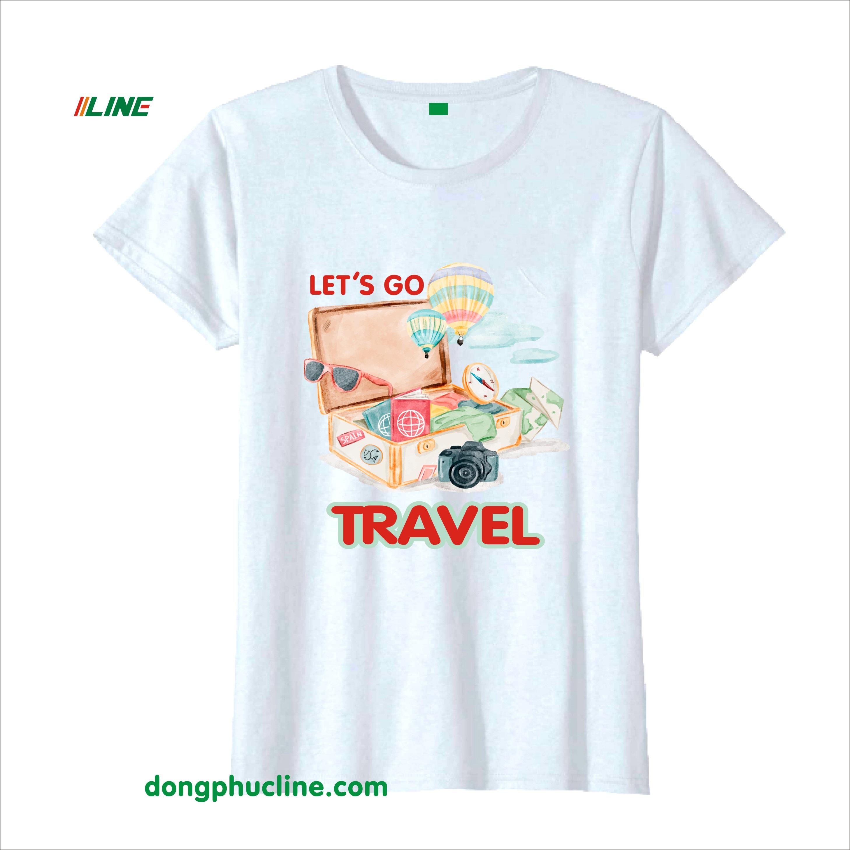 áo let's go travel 2