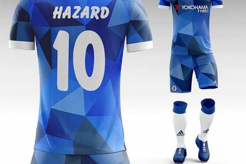 Áo bóng đá 0001
