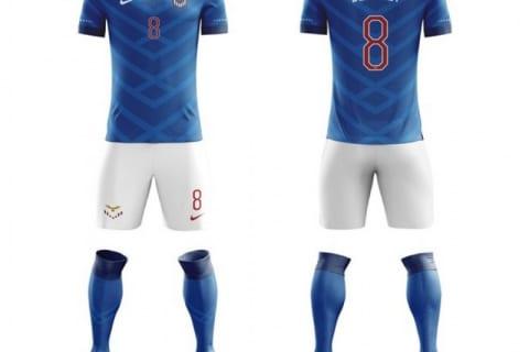 Áo bóng đá 0005