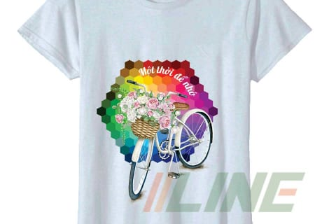 Áo du lịch xe đạp, một thời để nhớ