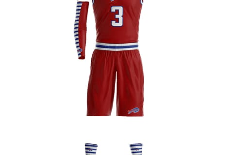 Áo bóng rổ 003