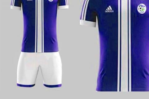 Áo bóng đá 0003